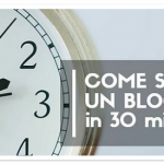 Come Scrivere un Blog Post in Meno di 30 Minuti