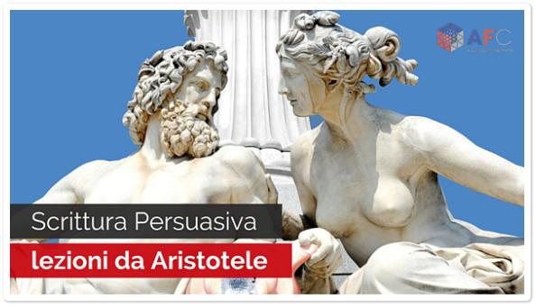 Scrittura Persuasiva: lezioni da Aristotele