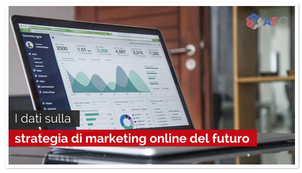 I Dati sulla Strategia di Marketing Online del Futuro