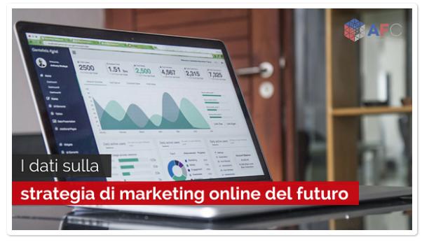 I Dati sulla Strategia di Marketing Online del Futuro