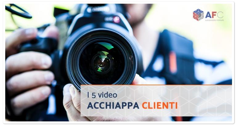 Video aziendali: come inserirli in una strategia online