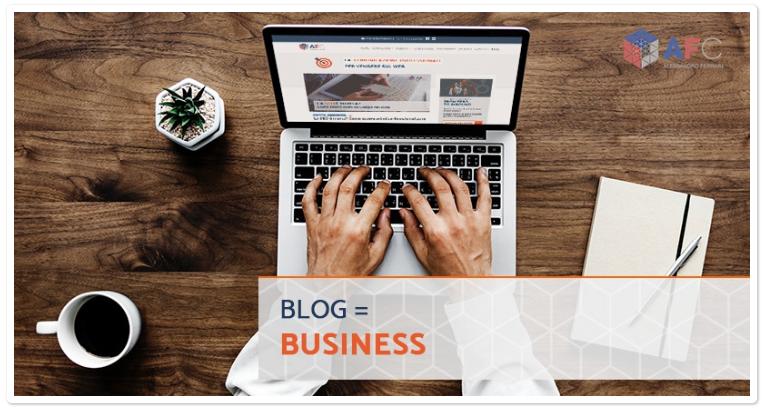 Blog aziendale per fare business? Cosa ti serve per iniziare