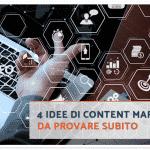 Novità e Strategie di Content Marketing per il tuo Progetto Online