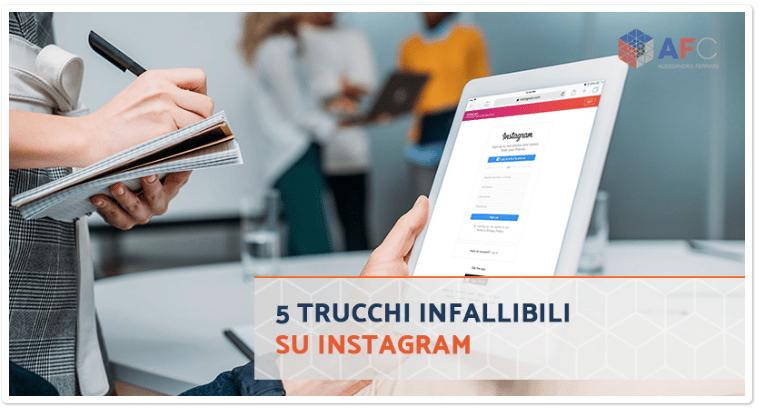 5 Idee (Sottovalutate) per Vendere su Instagram